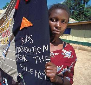 El ataque del sida no cesa