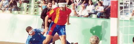 futbol sala ciegos