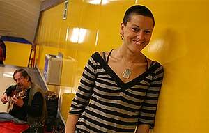 La Mari en el Metro de Callao