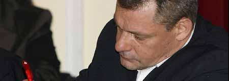 Tony King durante una vista del juicio (EFE).