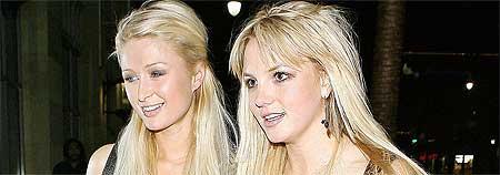 Britney Spears y Paris HIlton