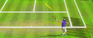Captura del juego 'Rafa Nadal Tennis'