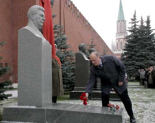 Ucrania reconoce como genocidio la hambruna por la colectivización de Stalin