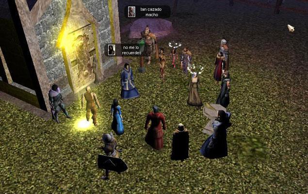 Boda en un universo virtual