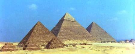 Pirámides de Giza  (Projeto Ockham )