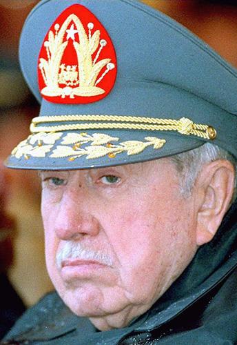 Galer�a - Augusto Pinochet