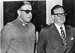 Pinochet, en imágenes