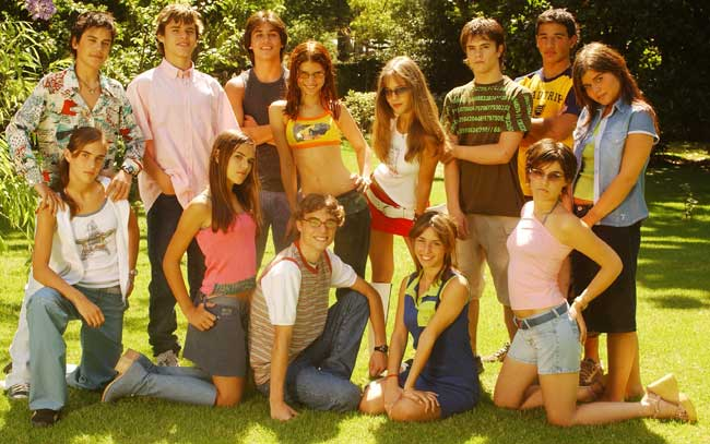 foro de rebelde way en espana: