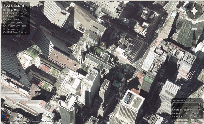 Curiositats del google earth 538508