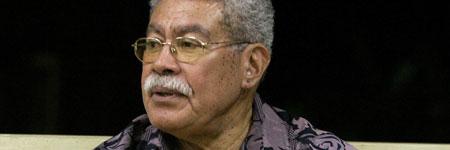El depuesto primer ministro de Fiji, Laisenia Qarase