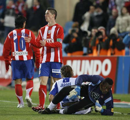 Torres lamenta una oportunidad perdida