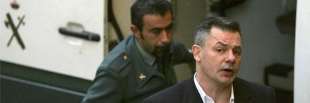 Tony King, en el último día del juicio