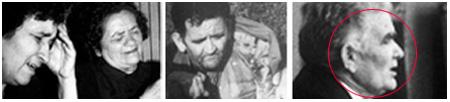 Ángela, Lucía, Antonio y Emilio Izquierdo autores del crimen de Puerto Hurraco.