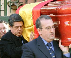 Muere Loyola de Palacio