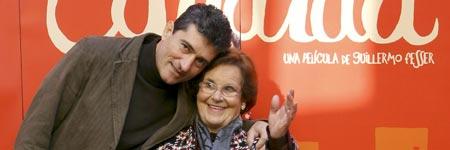 Guillermo Fesser y Cándida Villar