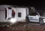 Accidente de aficionados del Recreativo de Huelva