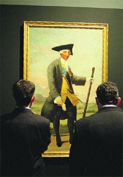 Retratos que van de El Greco hasta Goya