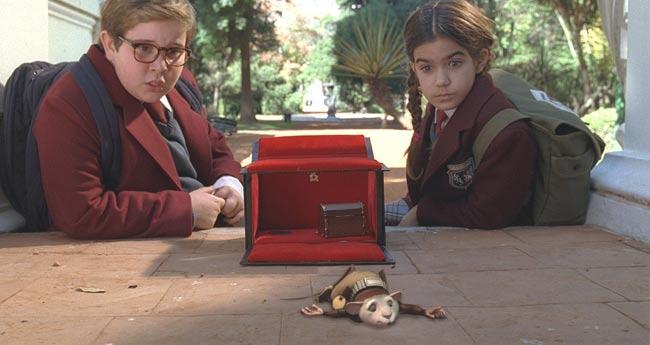 Ramiro y Lucía tratarán de salvar a ratoncito Pérez