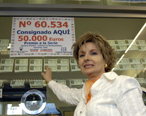 Coruña quinto premio