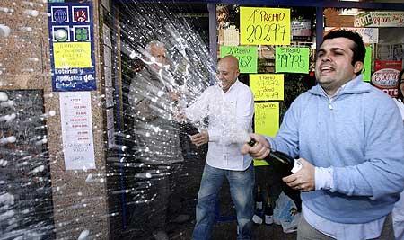 Loteria en El Prat