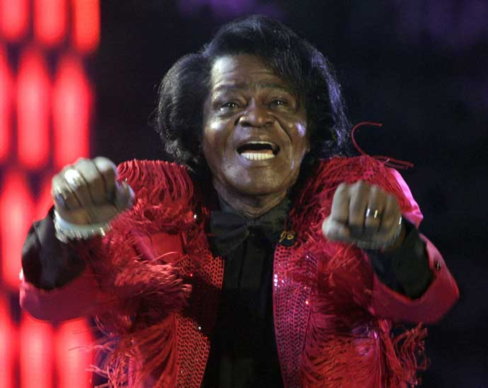 James Brown Edicion Especial James Brown Canta Para El Gran Muscial Papas Got A Brand New Bag