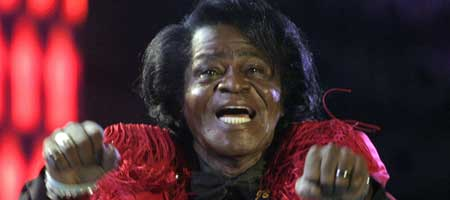 James Brown (Ruben Sprich / Reuters)