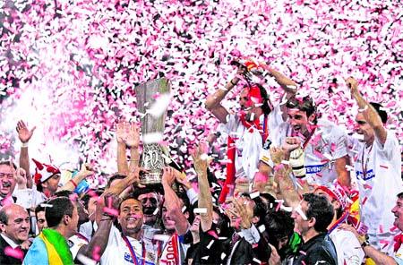 ...Y el Sevilla fue el mejor