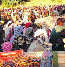 Tropas etíopes siguen su avance en Somalia