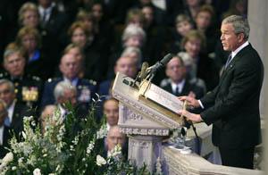 Un funeral presidencial