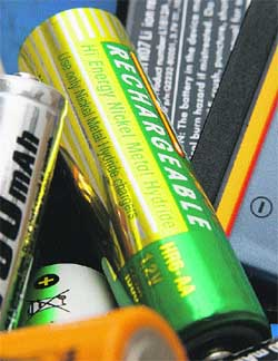 alarga la vida de tus baterías