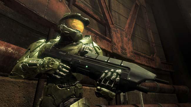 El Jefe Maestro, protagonista de Halo 3