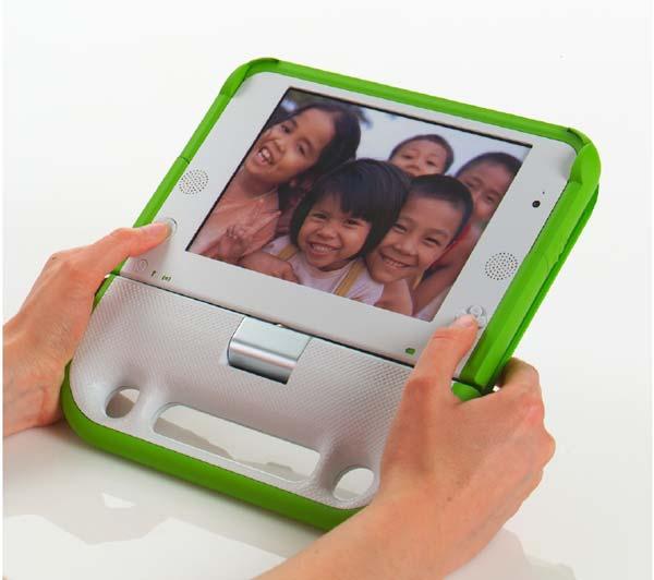 Proyecto 'Un portátil para cada niño'