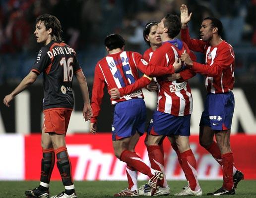 Atlético - Osasuna