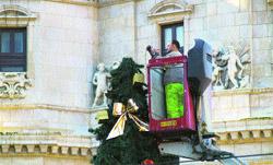 El adiós a la Navidad no sólo lo traen las rebajas