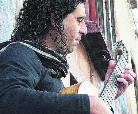 Martín Rago les canta a los poetas del tango