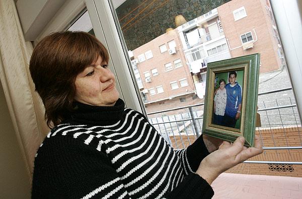 Clemencia Amado lleva tres años sin ver a su hijo