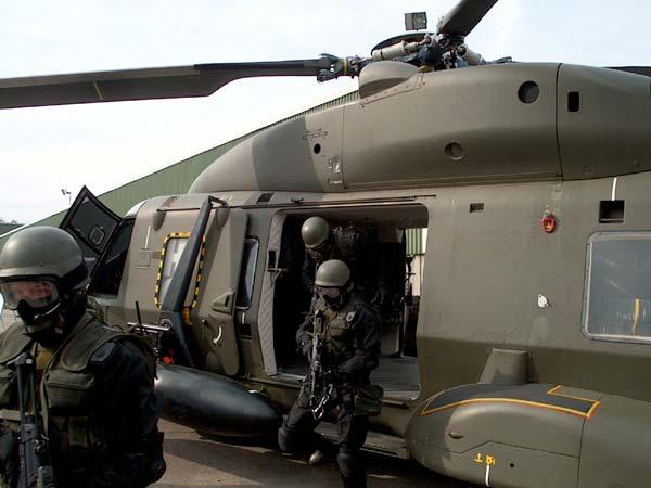 NH90, helicópteros de transporte táctico