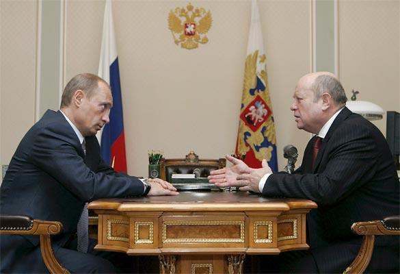 Crisis Moscú-Minsk