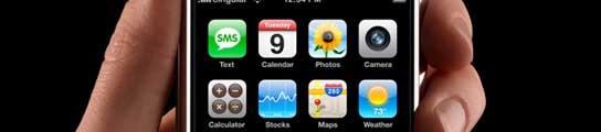 El iPhone, de Apple.