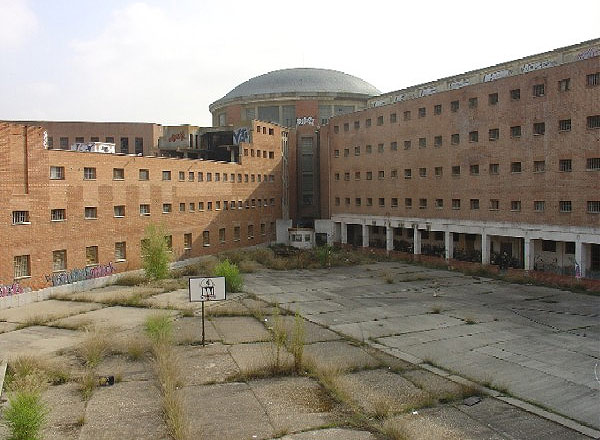 La cárcel de Carabanchel