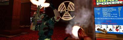 Captura del videojuego 'Duke Nukem Forever'