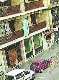 Alhamar, sin aparcamiento
