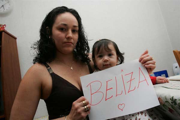 Lina y Beliza