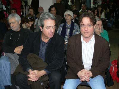 UGT y CCOO, con los actores