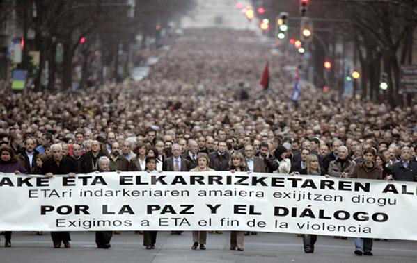 Cabecera marcha Bilbao