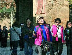 La Alhambra atrae más visitas