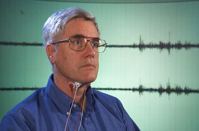 Chuck Jorgensen, inventor del dispositivo