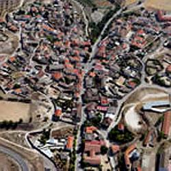 Vista a�rea de Brea del Tajo