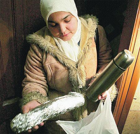 Detingut un presumpte terrorista islamista