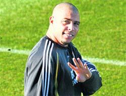 ¿Ya se despide Ronaldo?